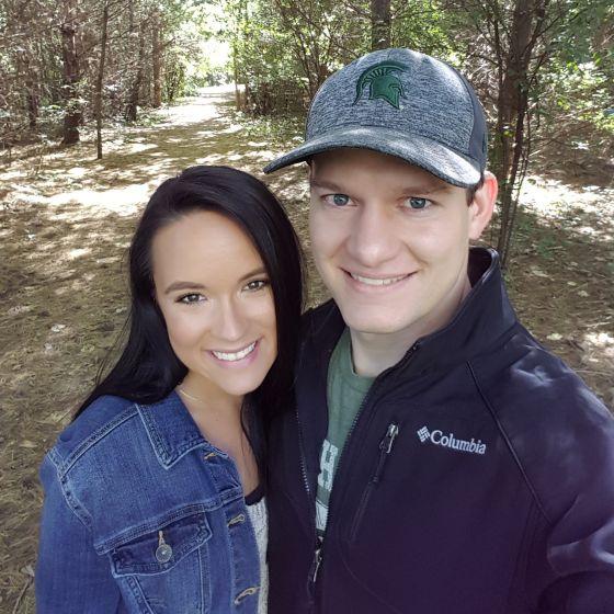 Adoptive Family - Drew & Amber