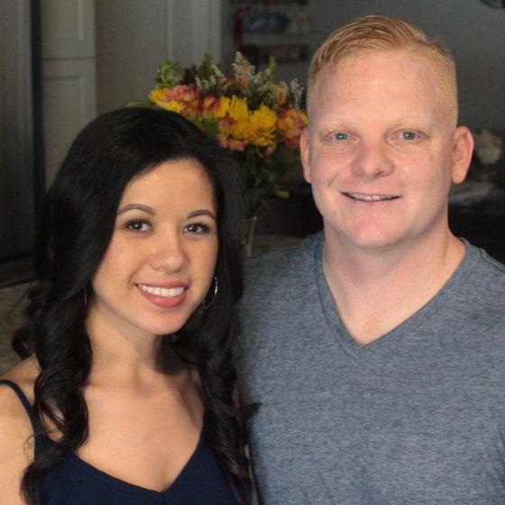 Adoptive Family - Richard & Margarita