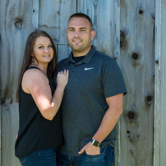 Adoptive Family - Jacob & Jennie