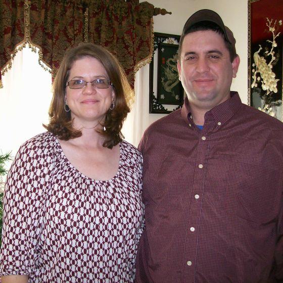 Adoptive Family - Jason & Jeanette