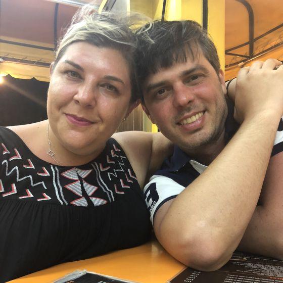 Adoptive Family - Marcelo & Laura