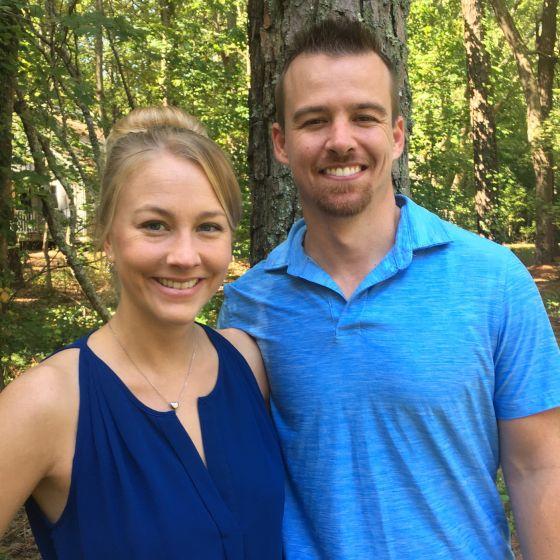 Adoptive Family - Curtis & Kristin