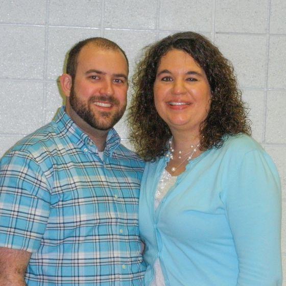 Adoptive Family - Matt & Sarah