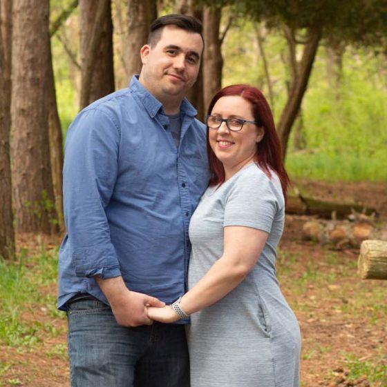 Adoptive Family - Merle  & Katie