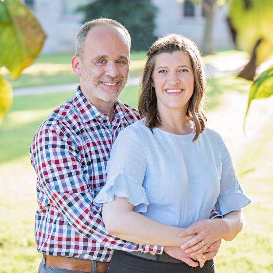 Adoptive Family - David & Stacey