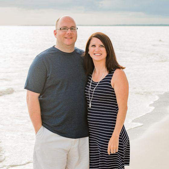 Adoptive Family - Greg & Megan