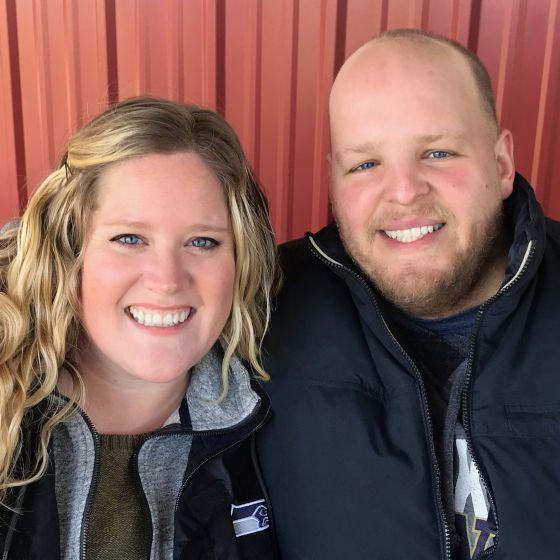 Adoptive Family - Daniel & Shannon