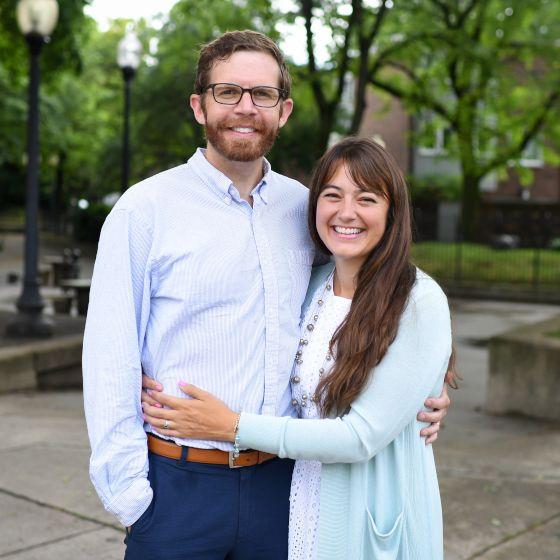 Adoptive Family - Matt & Anna