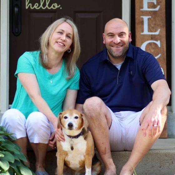 Adoptive Family - Jason & Julie