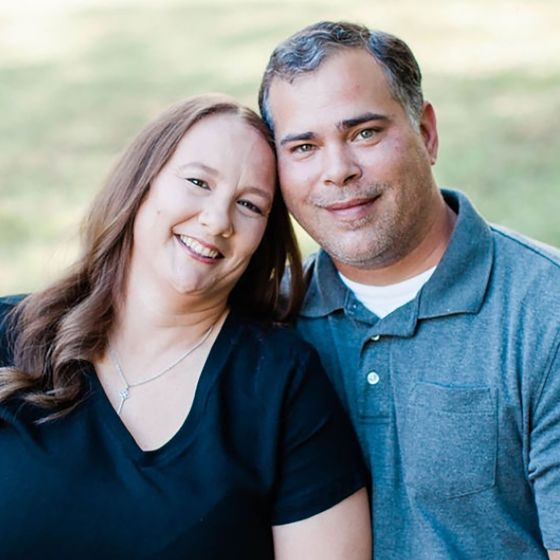 Adoptive Family - Josh & Kristen