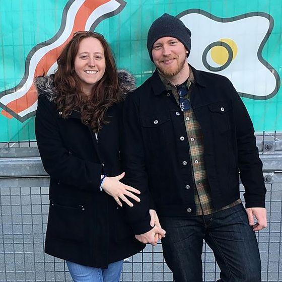 Adoptive Family - Graham & Courtney