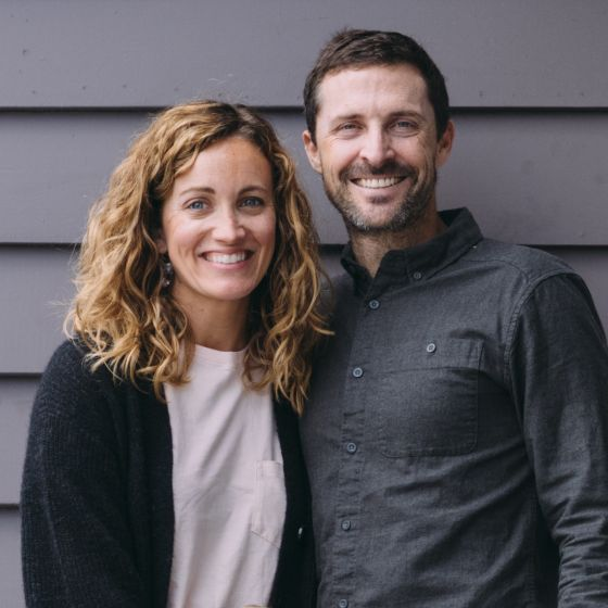 Adoptive Family - David & Erin