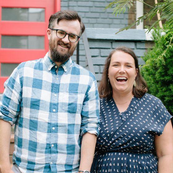 Adoptive Family - Charles & Sarah