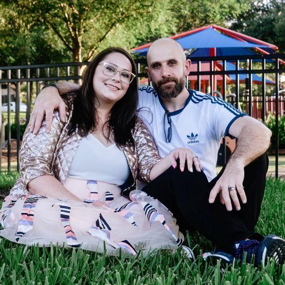Adoptive Family - Tim & Rachel