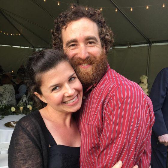 Adoptive Family - Cory & Dana