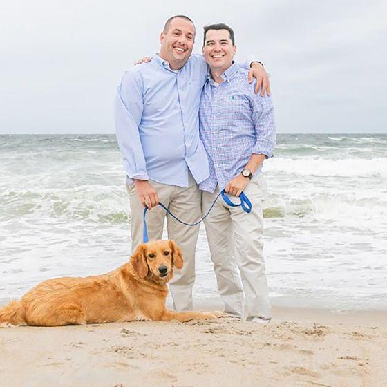 Adoptive Family - Craig & Mark