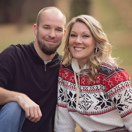 Adoptive Family - Matt & Alicia
