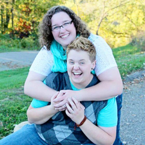 Adoptive Family - Kirsten & Danie