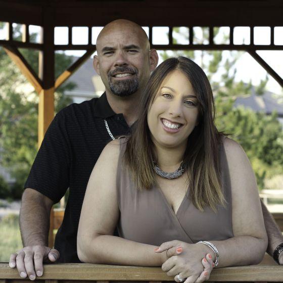 Adoptive Family - Derrick & Angela