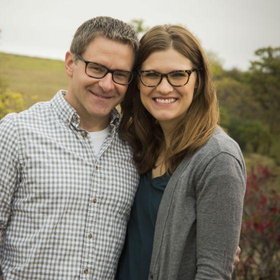 Adoptive Family - David & Jenna
