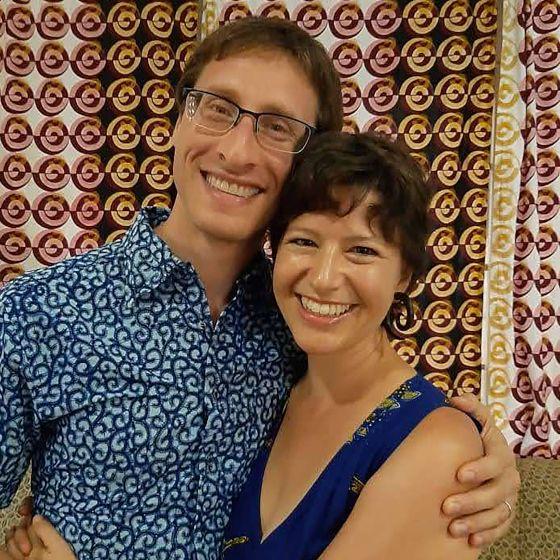 Adoptive Family - Jon & Clare