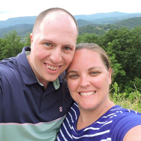 Adoptive Family - David & Heather