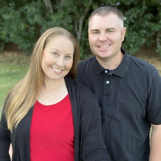 Adoptive Family - Reid & Chelsea