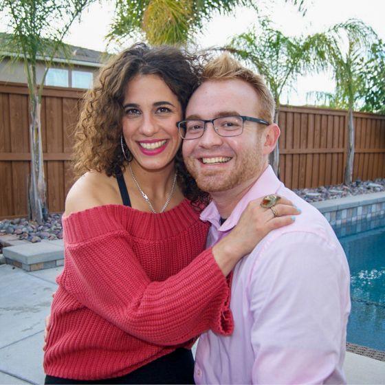 Adoptive Family - Jeff & Gina