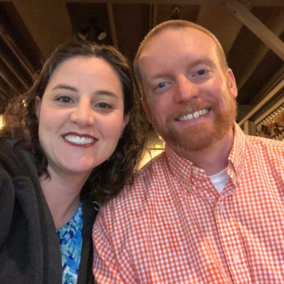 Adoptive Family - Michael  & Amanda