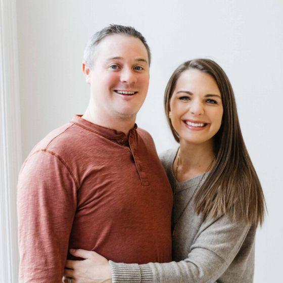 Adoptive Family - Jason & Megan