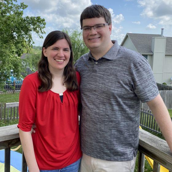 Adoptive Family - Cody & Stephanie