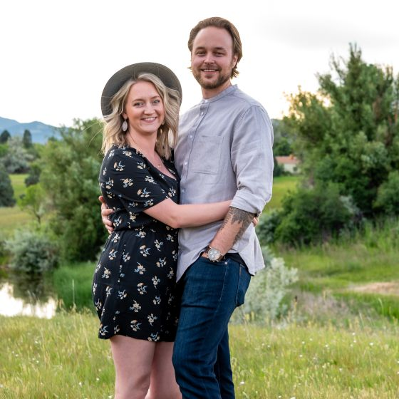 Adoptive Family - Logan & Casey