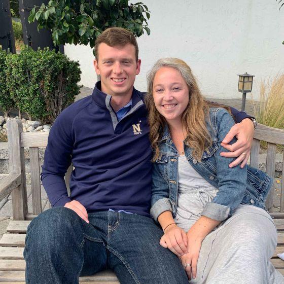 Adoptive Family - Connor  & Julie