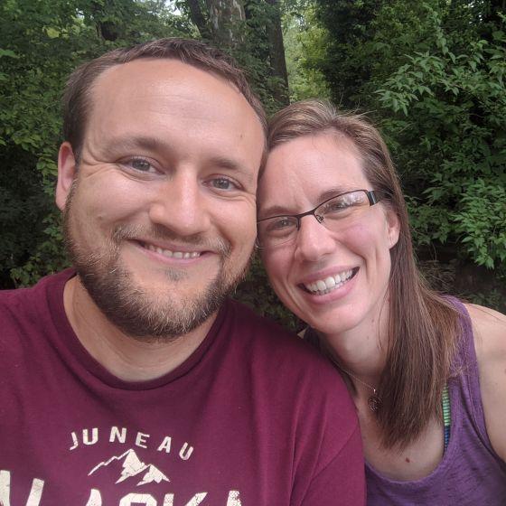 Adoptive Family - Paul & Amanda