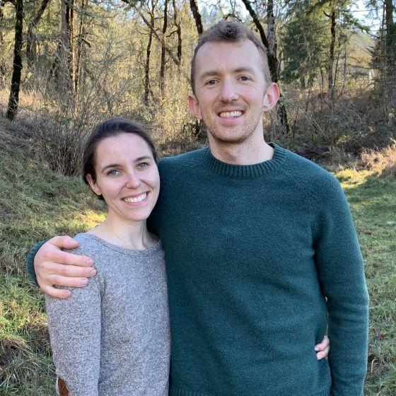 Adoptive Family - Jordan & Maureen