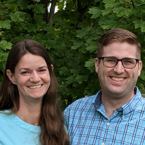 Adoptive Family - Dan & Maura