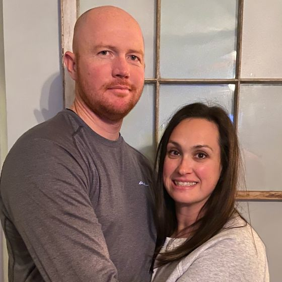 Adoptive Family - Stephen & Courtney