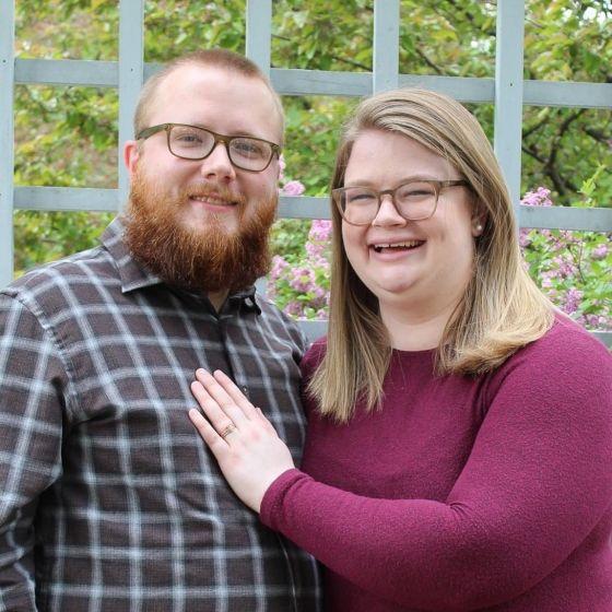 Adoptive Family - Raymond & Meghan