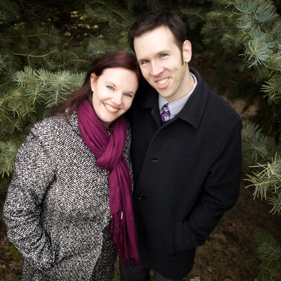 Adoptive Family - Benjie & Amy