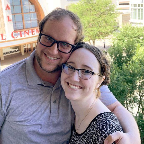 Adoptive Family - Matthew & Carolyn