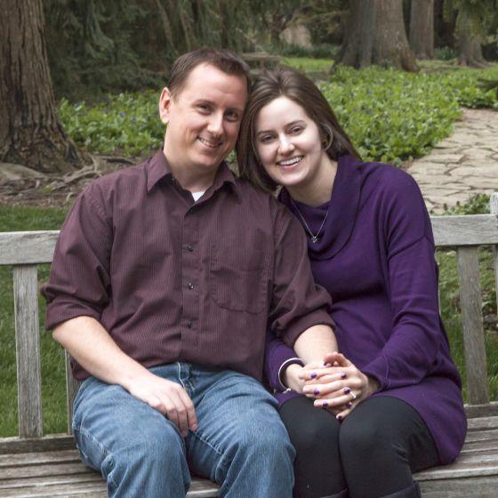 Adoptive Family - Ben & Megan