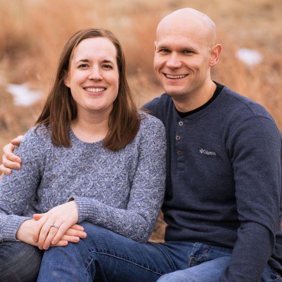 Adoptive Family - Brad & Arielle
