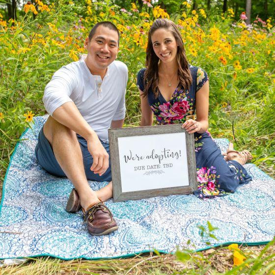 Adoptive Family - Scott & Sarah