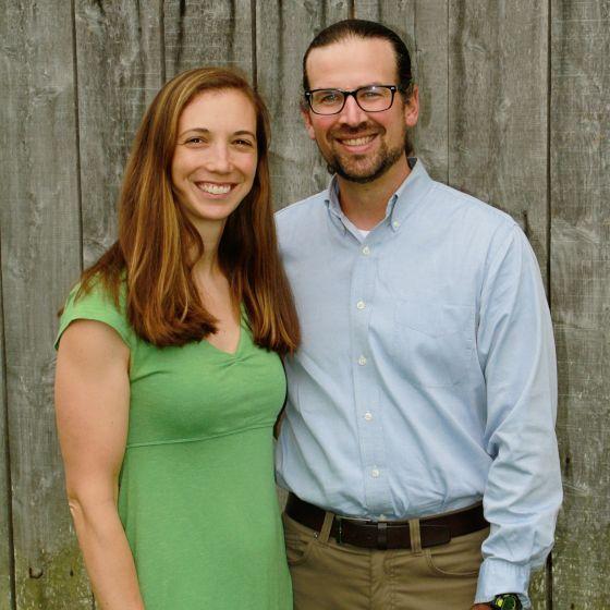 Adoptive Family - John & Jen