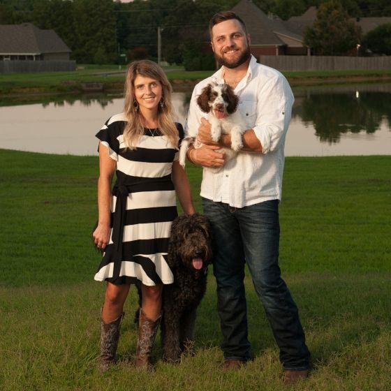 Adoptive Family - Cody & Ashley