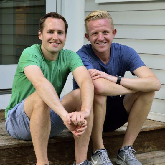Adoptive Family - Jeff & Marc