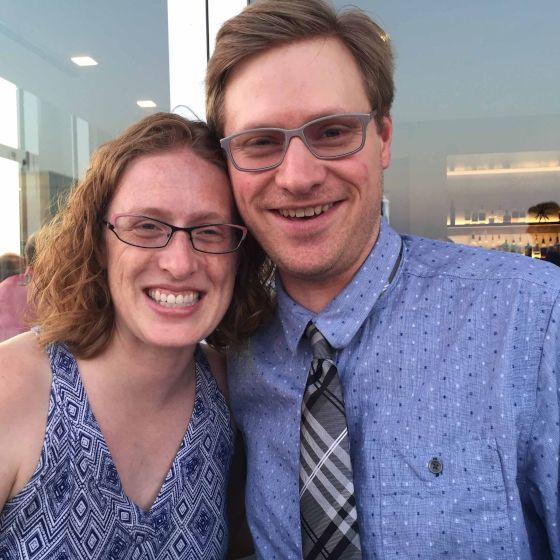 Adoptive Family - John & Heidi