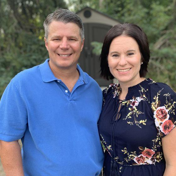 Adoptive Family - Bob & Sarah