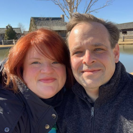 Adoptive Family - Matt & Jordan