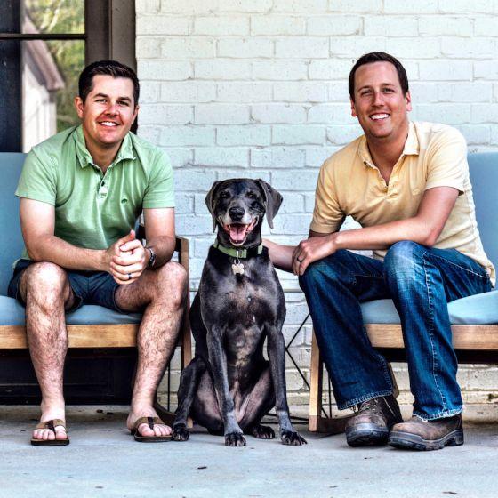 Adoptive Family - Jim & John